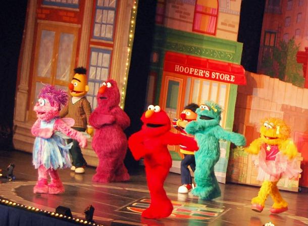 Elmo live 1-3-12