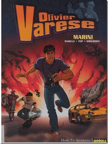 2011-09-26 - Olivier Varese (Enrico Marini)
