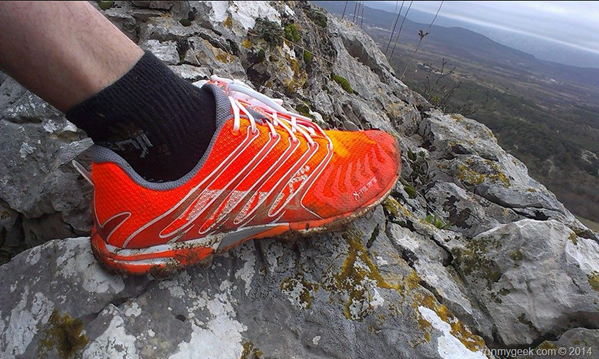 Test Inov 8 xtalon 190