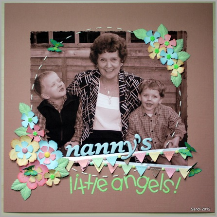 Nanny's Little Angels