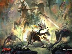 Twilight Princess nblast