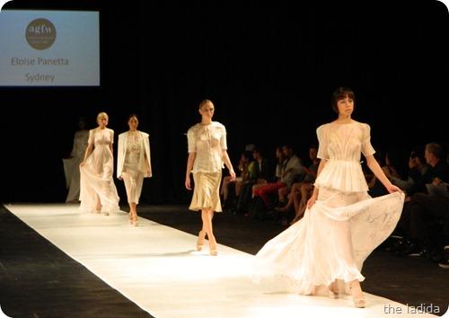 Eloise Panetta  - AGFW Fashion Show 2012 (13)