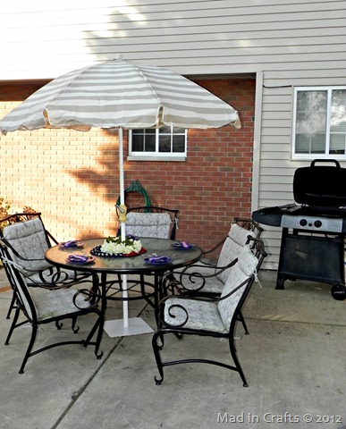 oil rubbed bronze patio set