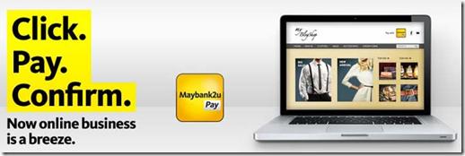Maybank2u Pay