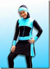baju renang islami