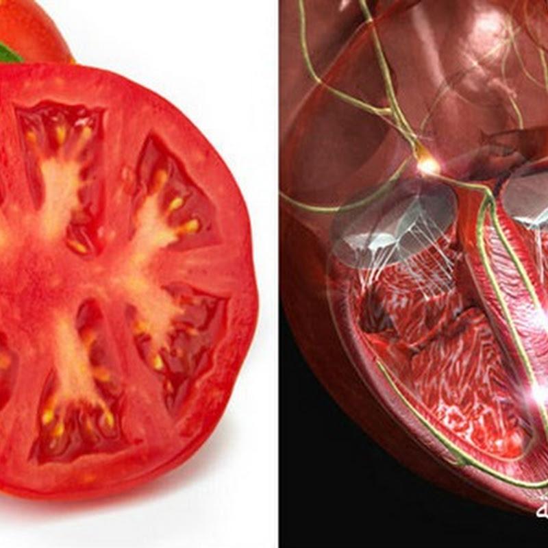 سبحان الله .. الأطعمة التى تشبه أعضاء الجسم تحميها من الامراض
