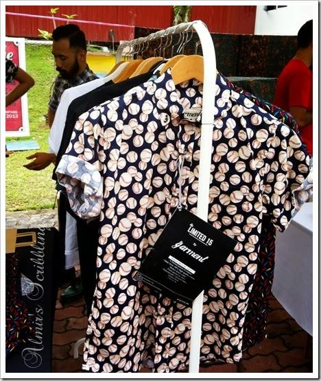 the garmet by Wak Doyok