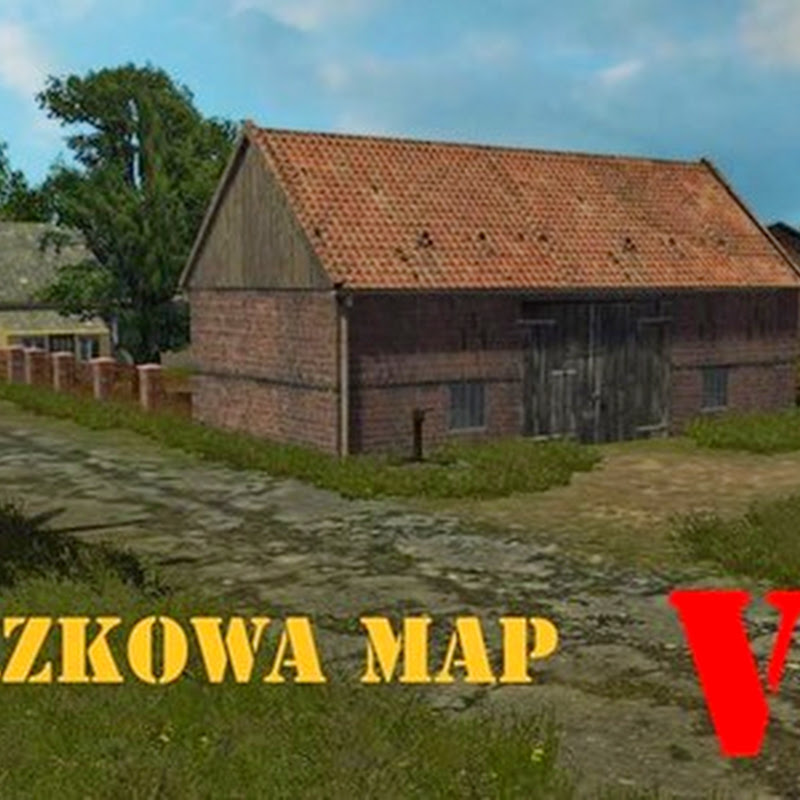 Farming simulator 2013 - Gorzkowa Map v 4.0