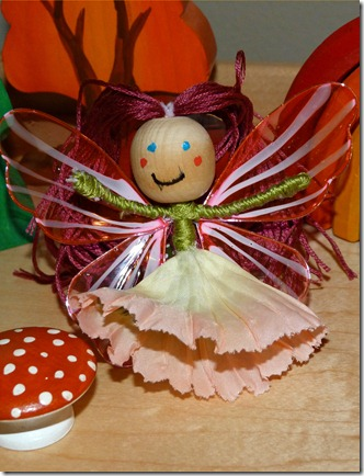 DIY Bendy Fairy