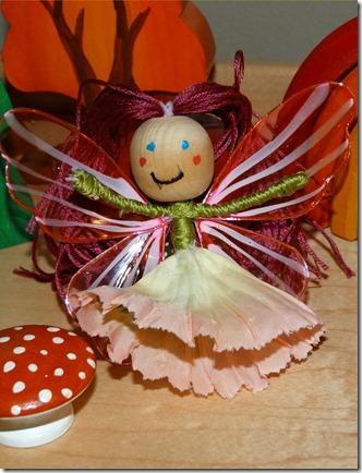 DIY Bendy Fairy