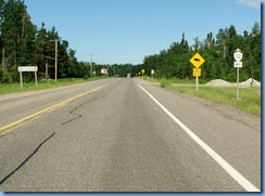8000 Ontario Highway 102 sign