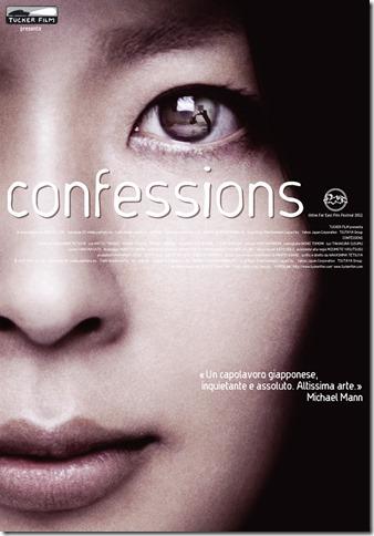 Confessions – Esiste un destino peggiore della morte