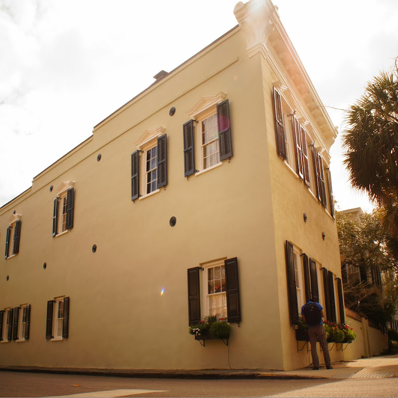 8 Charleston SC building historic buildings 2766-2773