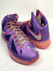 nike lebron 10 gr allstar galaxy 6 03 Release Reminder: Nike LeBron X All Star Limited Edition