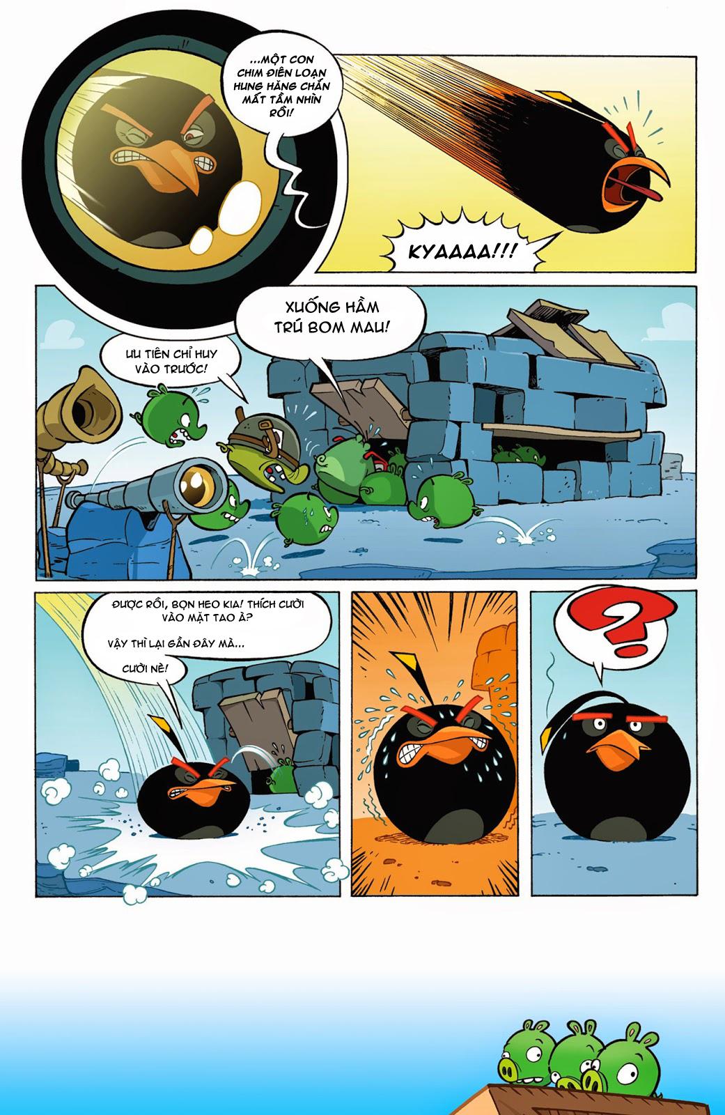 ANGRY BIRDS trang 11