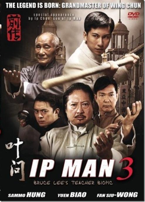 Ip Man 3 เปิดตำนานปรมาจารย์หมัดหย่งชุน [HD]