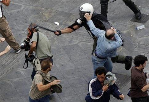 Στην 84 θέση η Ελλάδα σε θέματα ελευθερίας του τύπου