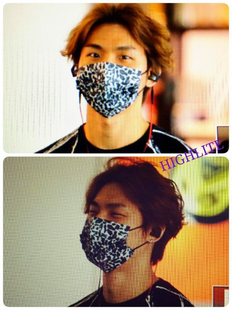 Dae Sung - Gimpo Airport - 18oct2014 - Fansite - High Lite - 01.jpg