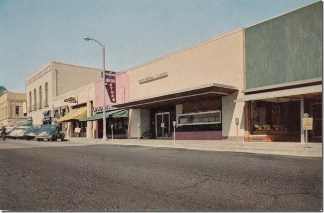 Pomona First Federal Savings and Loan Association - Pomona, California Postcard pg. 1