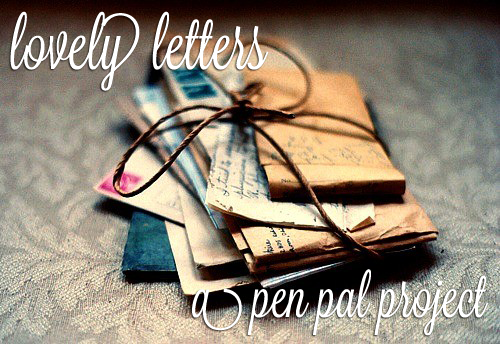 Lovely Letters Intro Post