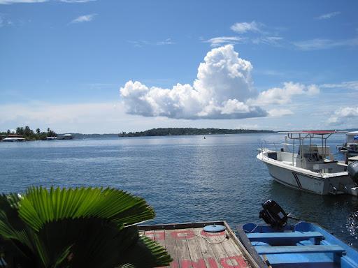 Island life in Bocas del Toro, Panama