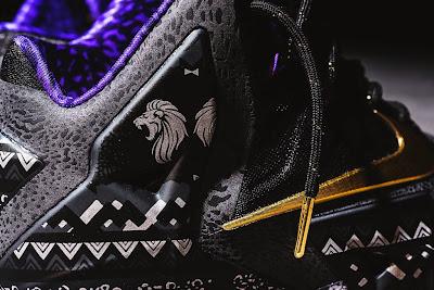 nike lebron 11 gr black history month 7 07 Release Reminder: Nike LeBron 11 Black History Month