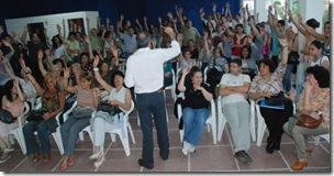El 15 de diciembre los vecinos de La Costa votan los proyectos del Presupuesto Participativo 2012-2013