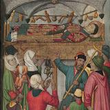 JAUME HUGUET, Milagros póstumos de San Vicente, MNAC, BArcelona, 1455-1460..jpeg