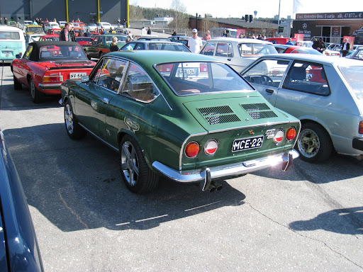 "Fiat 850 Sport ""Abarth"""