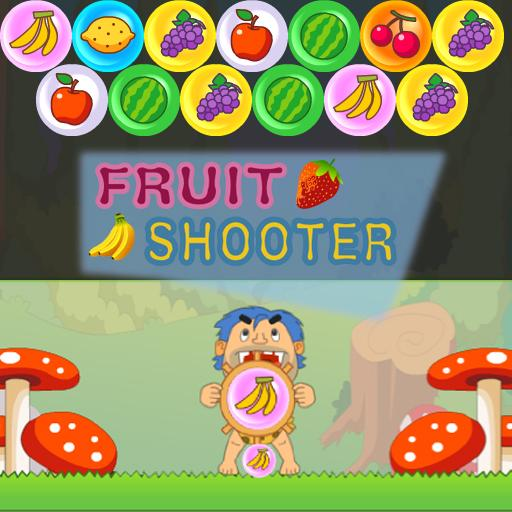 休闲のフルーツバブルシューター LOGO-記事Game