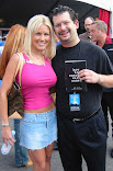 Ron Louis And Playboy Playmate Of The Year Dalene Kurtis