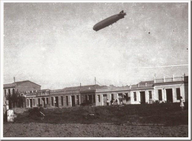 1930 zeppelin por benicalap_rosales