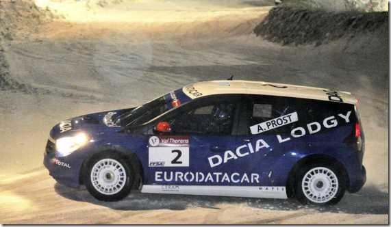 Dacia Lodgy Glace Val Thorens 01