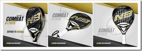 ENEBE Combat Attack Carbon 7.1