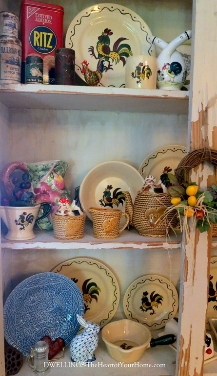 Antique Cupboard 6