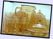 Glassware.1940s