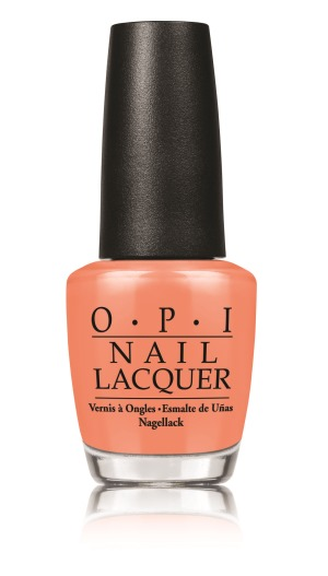 OPI Is Mai Tai Crooked