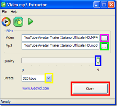Video mp3 Extractor
