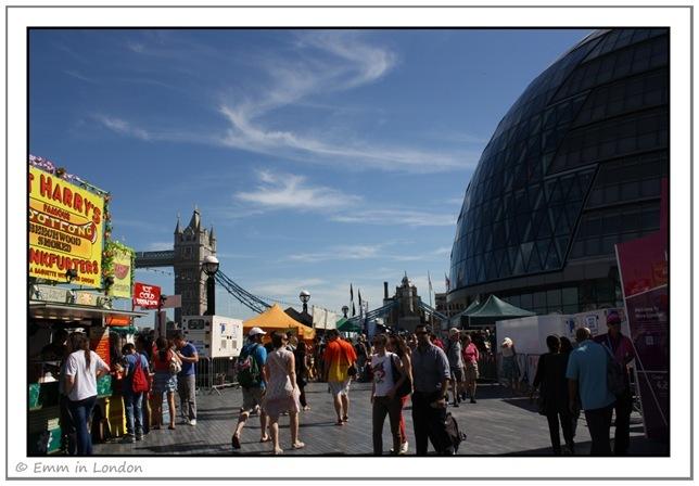 The Mayor's Thames Festival - City Hall
