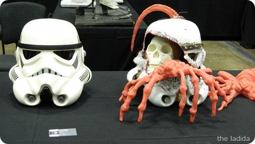 IMATS Sydney 2012 - Tyronne Finlay - Stormtroopers Helmet