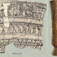 25.- Vaso ritual de Warka