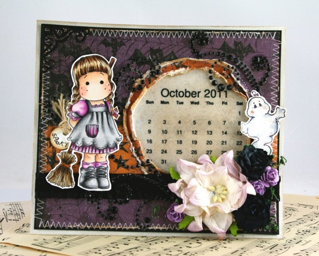 Claudia_Rosa_October Calendar