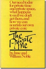 The Private Me