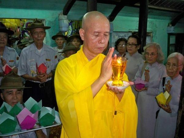 Lời nhắn gởi anh chị em Huynh trưởng GĐPT của Thượng Tọa Thích Thái Hòa