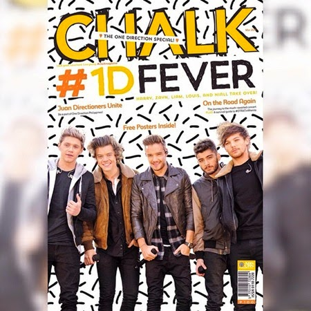 One Direction - Chalk March 2015