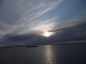 M/S Star, Helsinki