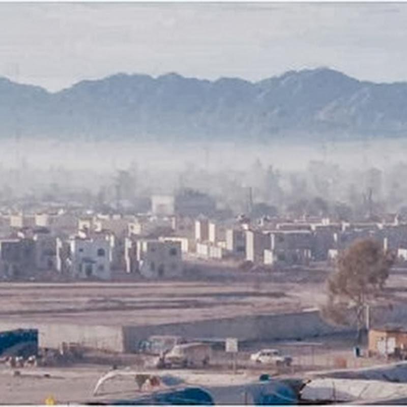 18 millones de mexicanos no saben que tan contaminado está el aire que respiran