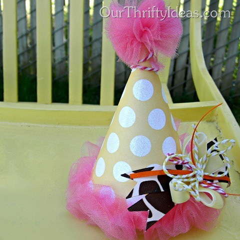Birthday Party Hat