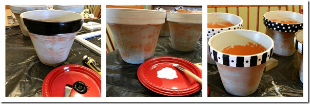 polka_dot_painted_terra_cotta_pots
