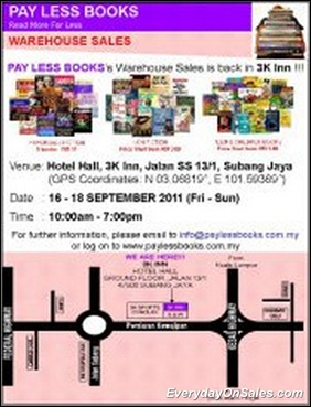 Pay-Less-Books-2011-EverydayOnSales-Warehouse-Sale-Promotion-Deal-Discount